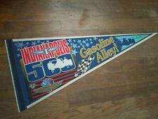 Vintage 90's Indianapolis 500 Motor Speedway Pennant Wincraft