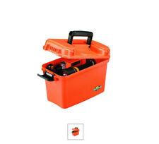 Flambeau Marine Box (Orange, 15.125x7.875x10.125 - Pouces) Water Proof