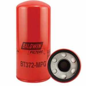 Filter - Hydraulic / Transmission Spin On BT372 MPG 1272942C1 Compatible with