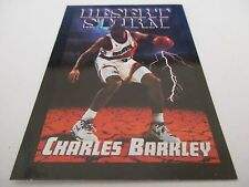 Carte NBA SKYBOX 1993-94 #332 Charles Barkley Phoenix Suns