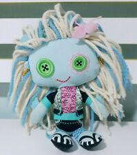 Monster High Doll Lagoona Blue Plush Toy Mattel 2009 Children's Toy 22cm Tall!