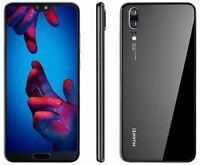 Huawei P20 128GB Unlocked Android Smartphone Black (White Spot) - Grade B Good