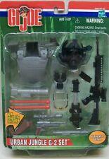 "NIB 2001 G.I. Joe Battle Gear ""Urban Jungle G-2 Set""  for 12"" Action Figures Has"