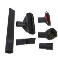 6pcs Universal Vacuum Cleaner Carpet Floor Nozzle Brush Attachment Head Tool Kit
