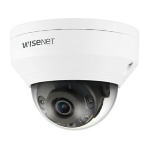 Hanwha 5MP with 2.8mm Lens Outdoor Vandal Resistant Dome Camera QNV-8010R