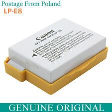 Canon LP-E8 Battery for LC-E8E EOS 700D 550D 600D 650D X4 X5 T2i T4i T5i Camera