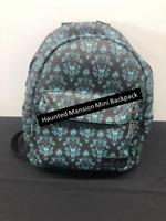 NWT Green & Black Haunted Mansion DISNEY Mini Backpack Bag 50th Exclusive Funko