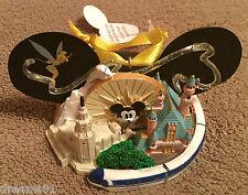 Disneyland Disney Monorail Radiator Springs Cars Mickey Ear Hat Ornament NWT