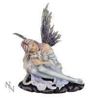 Alanis 31cm Premium Fairy Dragon Art Faerie Pixie Gothic Statue Figure Ornament
