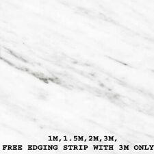 600x 30mm misty peak marble LAMINATE KITCHEN WORKTOPS 1M,1.5M,2M,3M ALL SIZES