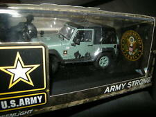 1:43 Greenlight US Army Army STRONG OVP