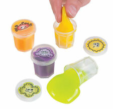 12x GERM PUTTY - Stretchy Slime Novelty Toy Slimey Party Favor - Wholesale NEW