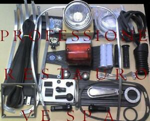 RICAMBI VESPA PIAGGIO 150 SPRINT VELOCE GTR 125 TS 180 RALLY 200 KIT RESTAURO S