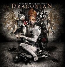 DRACONIAN a Rose for the Apocalypse CD LIMITED