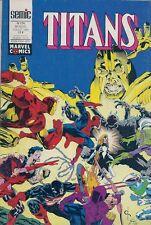 BD--TITANS N° 174--STAN LEE--SEMIC / JUILLET 1993