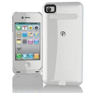 Duracell Powermat Wireless Case iPhone 4/4s - White - New!
