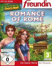 Freundin: Romance of Rome - Wimmelbildspiel für Pc Neu/Ovp