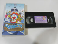 Doraemon Y Pirates of the Seas of the South Film VHS Tape Spanish