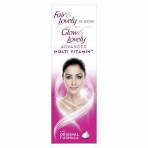 Fair & Lovely Original Formula and HD Glow Adv. Multi Vitamin Face Cream 25g/50g