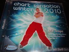 Chart Sensation Winter CD ähnl. move ya Bodyshape Step Aerobic Fitness Workout