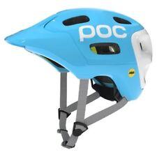 POC Trabec Race MIPS MTB Helmet Radon Blue White XSmall - Small (51-54)