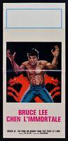 L121 Cartel Bruce Lee Karate ' Artes Marciales Kung Fu Chen L'Inmortal