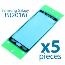 x5pcs Front LCD Sticker Tape Screen Frame Adhesive Samsung Galaxy J5 2016 (J510)