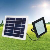 LED PIR lumière solaire projecteur jardin extérieur sécurité lampe étanche IP65