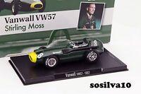 Stirling Moss Vanwall VW57 #8 Formel 1 1957 1:43 Altaya