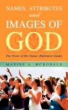 Names, Attributes and Images of God (Paperback or Softback)