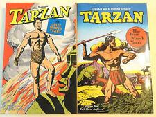 (2) New! TARZAN:THE JESSE MARSH YEARS Vol. 1 & 2,Dark Horse,HC w/DJ,First Prints