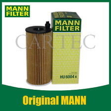 ORIGINAL MANN Öifilter,BMW, MINI, Toyota - HU 6004 X