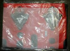 Rdx Heavy Duty Unfilled Punching Bag Only black red - Mma Kickboxing Training