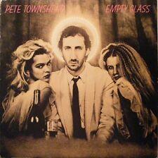 Pete Townshend Empty Glass Lp
