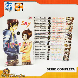 Fumetti o Manga GP Goen SAY I LOVE YOU Serie completa Prima Edizione in ITALIANO
