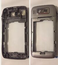 Nokia E72 Middle Cover Di Mezzo Per Nokia E72 Silver Argento Grey