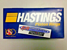 "Fits 1974 - 1986 Ford 2.3 Liter 140"" Engines Piston Ring Set Hastings 2M4203030"