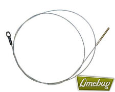 VW Beetle 1957-65 LHD T1 Accelerator Throttle Cable 1957 - 60 RHD Bug Ghia