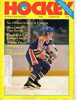 1981 (Summer) Hockey magazine, Wayne Gretzky, Edmonton Oilers