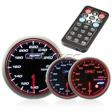 Prosport 52mm Water Temperature Gauge Smoked Stepper with Remote Control