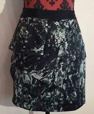 Portmans Animal Print Regular Skirts for Women