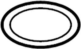 Nissan/INFINITI 17342-EA000 Fuel Pump Tank Seal.