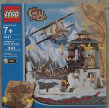Lego Orient Expedition 7417 Temple of Mount Everest (291 pcs) NEW MISP 2003