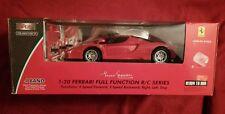 MJX R/C Technic Ferrari 1:20 FULL FUNCTION 4 BAND NIB