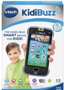 VTech 80-169500 KidiBuzz Smart Device Toy Phone for Kids  -Black