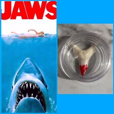 New ListingRare Original Jaws Blood Movie Prop Production Screen Used