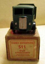 Dinky Toys, 511 Guy 4-ton Lorry,     original