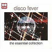 Disco Fever - the Essential 70s Collection, Various Artists, Audio CD, Acceptabl
