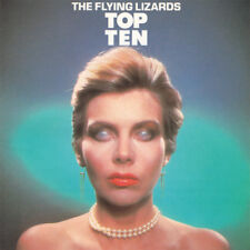 "THE FLYING LIZARDS ""TOP TEN"" 1985 FRANCE CD DAVID CUNNINGHAM UPTON BALANESCU"