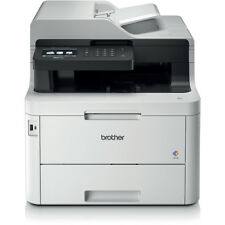 Brother Mfc-l3770cdw A4 Colour Multifunction LED Laser Printer